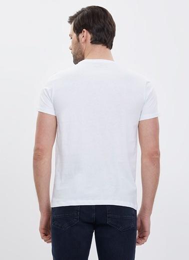 Loft Tişört Beyaz